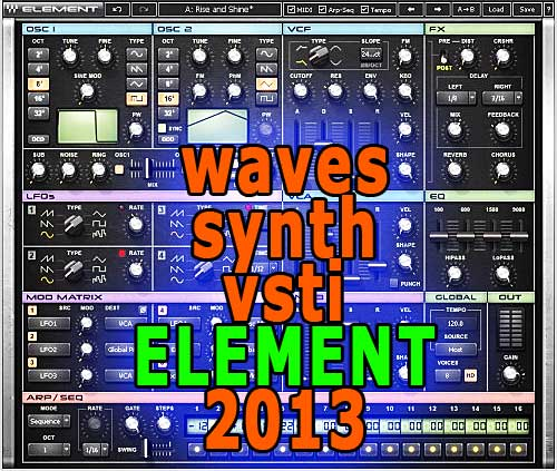 Waves - Element