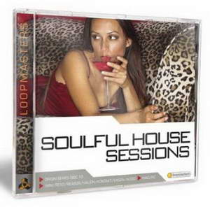 Loopmasters Soulful House Sessions - 2CD MultiFormat