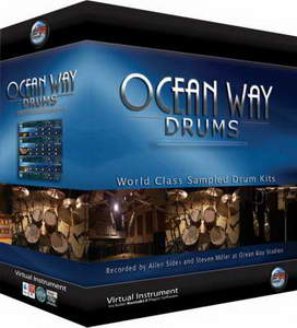 сэмплы ударных - Sonic Reality Ocean Way drums