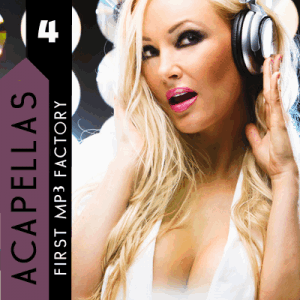 ������ �������� � ������� mp3! - First MP3 Factory - Acapellas vol 4