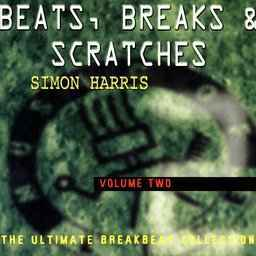 Simon Harris Beats Breaks and Scratches Vol 2 - ������������ ��������� ������� ��� ���-����