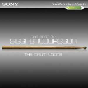 Sony - Best of Siggi Baldursson: The Drum Loops WAV сэмплы