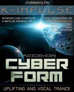K-Impulse - CyberForm 022 (2010)