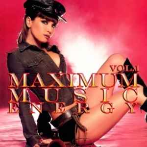 MaximuM-music Energy vol.1 (2010) Хаус музыка