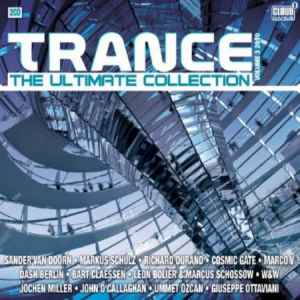 Trance The Ultimate Collection 2010 Vol 3 новый сборник транс музыки