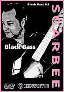 Scarbee Black Bass - Amped 4 - Бас от Scarbee