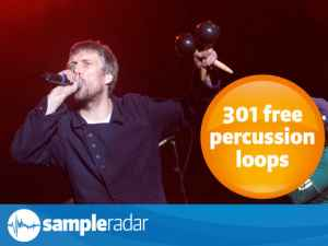 301 percussions loops - ������ ���������