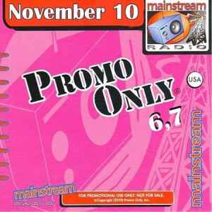 CD Club Promo Only November Part 6,7 (2010) хаус сборник