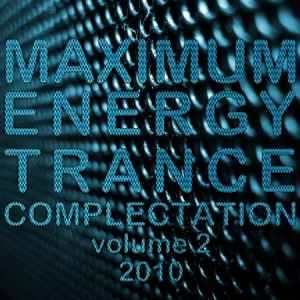 Maximum Energy-Trance Complectation vol.2 (2010) Хаус музыка