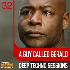 Loopmasters A Guy Called Gerald Deep Techno Sessions MULTiFORMAT DVDR сэмплы