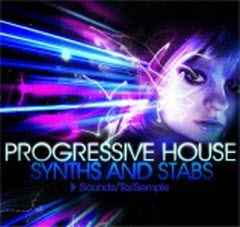 Sounds to Sample Progressive House Synths & Stabs [WAV-MIDI] сэмплы