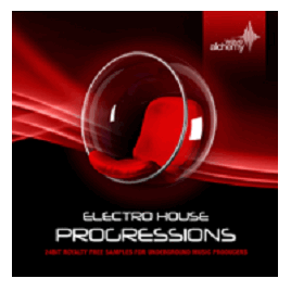 сэмплы electro Loopmasters Releases Wave Alchemy Electro House Progressions (WAV)