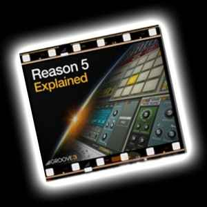 �����-����� �� Reason 5 - Groove 3 Reason 5 Explained TUTORIAL