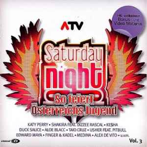 Новый сборник - Saturday Night - So Feiert Oesterreichs Jugend Vol-3 (2011)