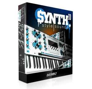 ��� ��� ������ Diginoiz Synth Style Sounds [MULTIFORMAT]