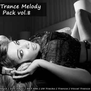 ������� ����� ������ Trance Melody Pack vol. 8 (2011)