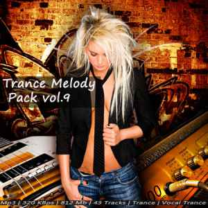 ������� ����� ������ Trance Melody Pack vol. 9 (2011)