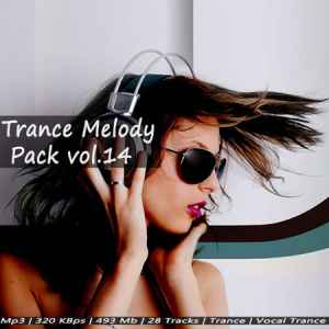 Сборник транс музыки Trance Melody Pack vol. 14 (2011)