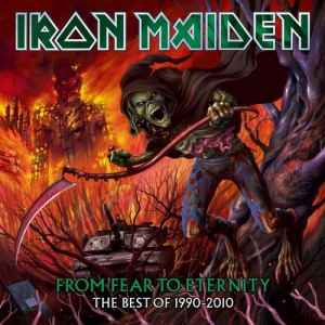 Iron Maiden - From Fear To Eternity. The Best Of 1990-2010 (2011) - лучшие хиты