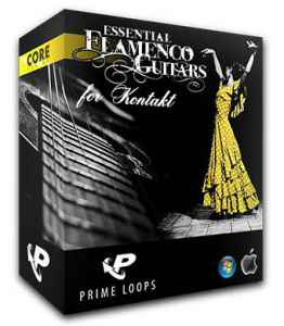 Сэмплы гитары - Prime Loops Essential Flamenco Guitars (Kontakt)