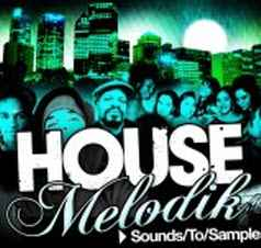 house сэмплы Sounds To Sample House Melodik WAV