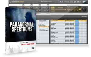 Native Instruments Paranormal Spectrums Kore Soundpack Win - ������� �������� ������