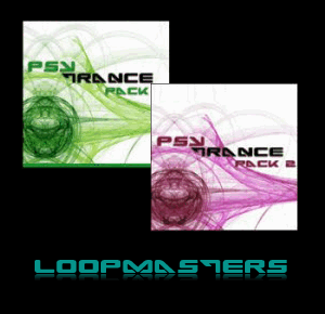 сэмплы psy trance Loopmasters - Psy Trance Pack 1&2 [WAV]
