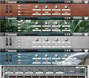 New Atlantis Audio Physical Therapy Vol. 1 REFiLL Sub100