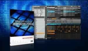 Native Instruments - Transistor Punch: Maschine Expansion