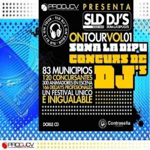 Новый альбом - Prodj Cv Pres. Sona La Dipu Djs On Tour Vol. 01 (2011)