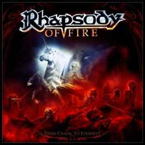 Rhapsody Of Fire - From Chaos To Eternity (2011) - новый альбом