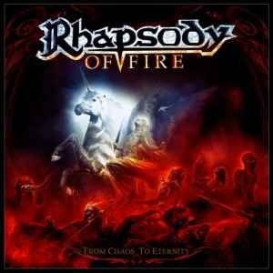 Rhapsody Of Fire - From Chaos To Eternity [Limited Edition] (2011) - новый альбом