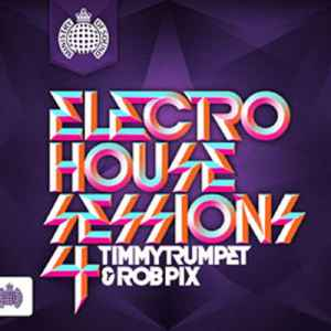 ����� ������� �������-����� - Ministry Of Sound Electro House Sessions 4 (2011)
