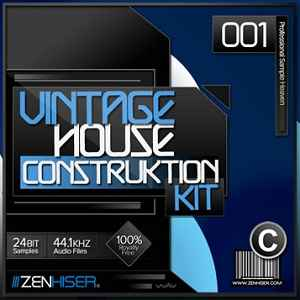 Zenhiser The Vintage House Construktion Kit 01 - новинка