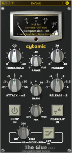 Cytomic The Glue VST RTAS v1.1.6 x86/x64