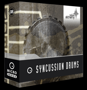 Звук Pearl Syncussion SY-1 - Wave Alchemy Syncussion Drums MULTiFORMAT