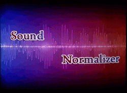 Нормализатор звука - Sound Normalizer 3.5 Final
