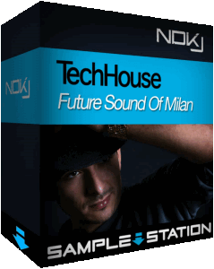 Sample Station NDKJ Tech House Future Sound of Milan (WAV)