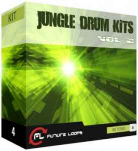 Future Loops Jungle Drum Kits Vol. 2 (MULTiFORMAT)