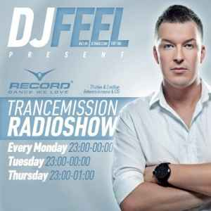 Новое транс радио шоу - DJ Feel - TranceMission (Best Of The 1st Half Of 2011) (11-08-2011)