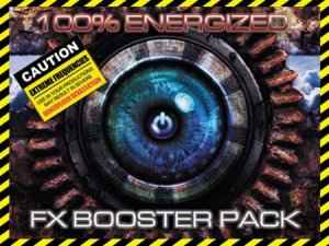 �������� ������� 100% Energized - FX Booster Pack [WAV, AIFF]