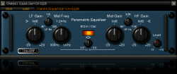 ���������� - LinuxDSP OverTone CH-EQ2B VST 1.0.2