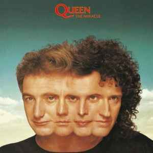 Queen - The Miracle. Remastered Deluxe Edition (2011) - новый альбом