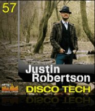 Сэмплы house, Techno, Disco - Loopmasters Justin Robertson Disco Tech