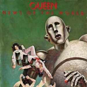 Queen - News of the World. Remastered Deluxe Edition (2011) - новый альбом