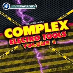сэмплы electro - Noisefactory Complex Electro Tools Vol. 1
