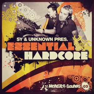 сэмплы hardcore - Monster Sounds - Sy and Unknown Essential Hardcore