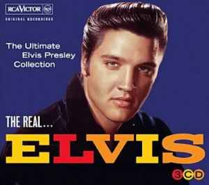 Elvis Presley - The Real ... Elvis. The Ultimate Elvis Presley Collection (2011) - новый сборник