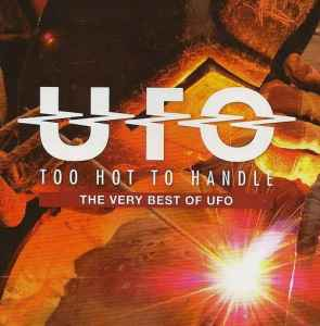 UFO - Too Hot To Handle: The Very Best Of UFO (2012) - новый сборник