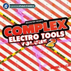 сэмплы dubstep/complextro - Noisefactory Complex Electro Tools Vol. 2
